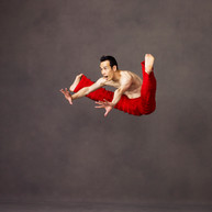 Takademe, Choreography by Robert Battle                     Photo by Andrew Eccles