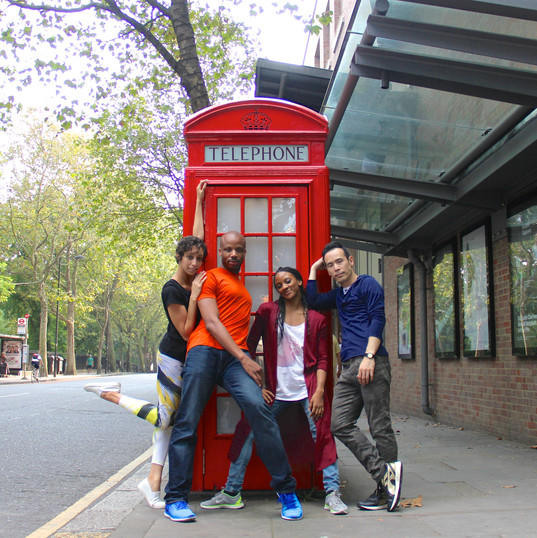London, UK Photo by Danica Paulos
