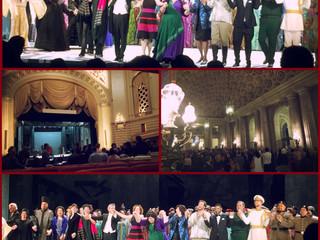 サンフランシスコオペラ「アイーダ」