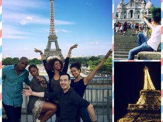 フランス・パリ Week-1