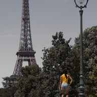 Paris, France Photo by Danica Paulos