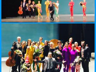 アメリカンバレエシアター・ジェシカ・ラング世界初演「ガーデンブルー」