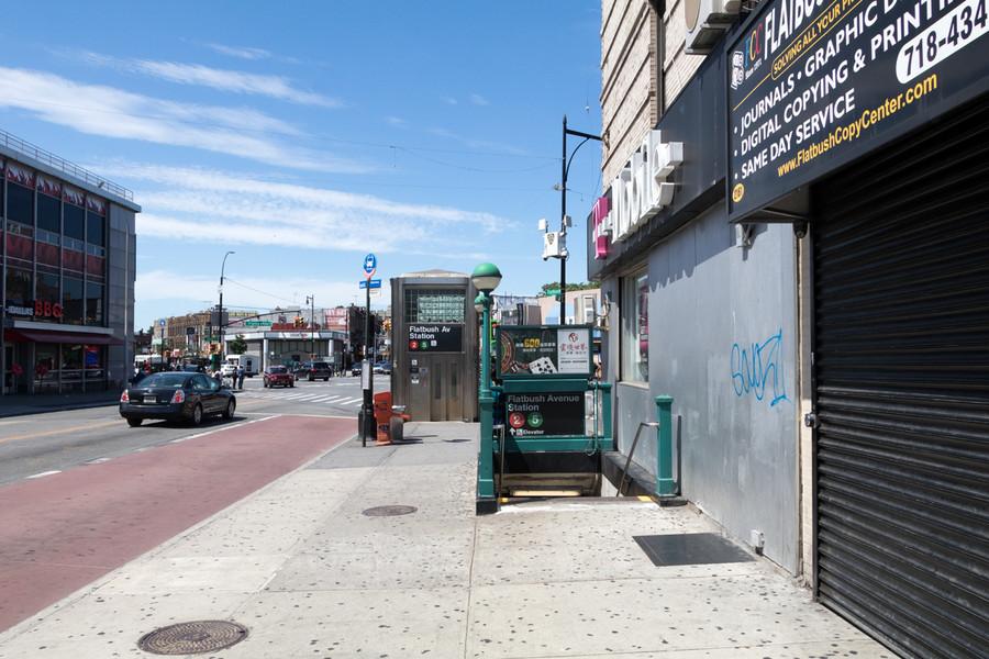 2017 - portals - Flatbush Brooklyn Colle