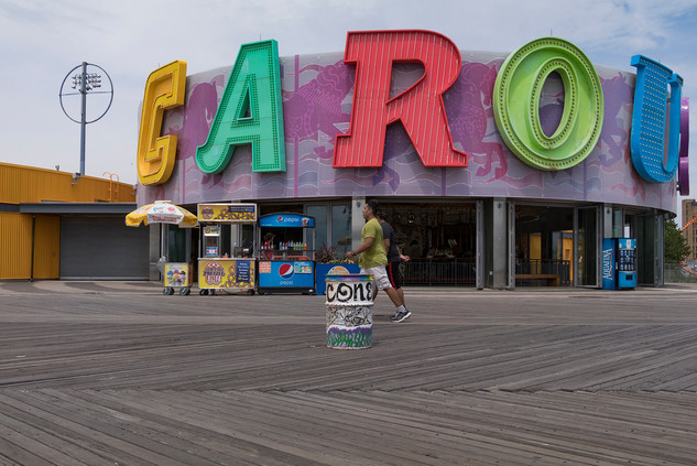 2017.08 - Cans of Coney - Coney Island -