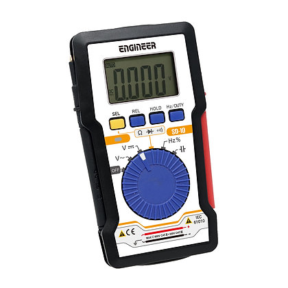 SD-10 デジタルマルチメーター