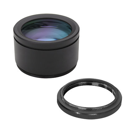 SLM-11 SLM-10用倍率補助レンズ