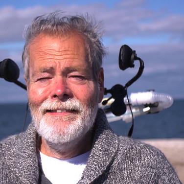 ALS Activist Chris Pendergast