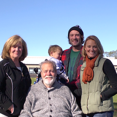 ALS Activist Chris Pendergast aand Family