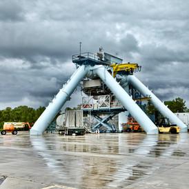 Pratt & Whitney Test Platform, WPB Florida