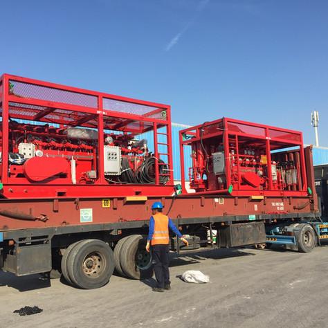 8 Station BOP Control Units - 240 Gallons - 3000 psi