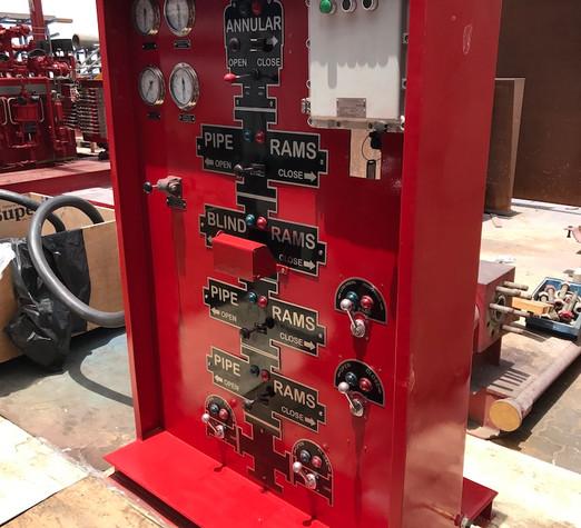 Bop Control Unit Remote Panel