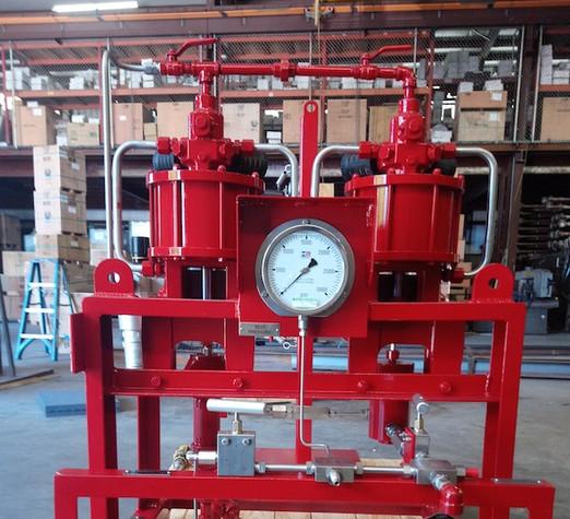 Test Unit - 20000 psi