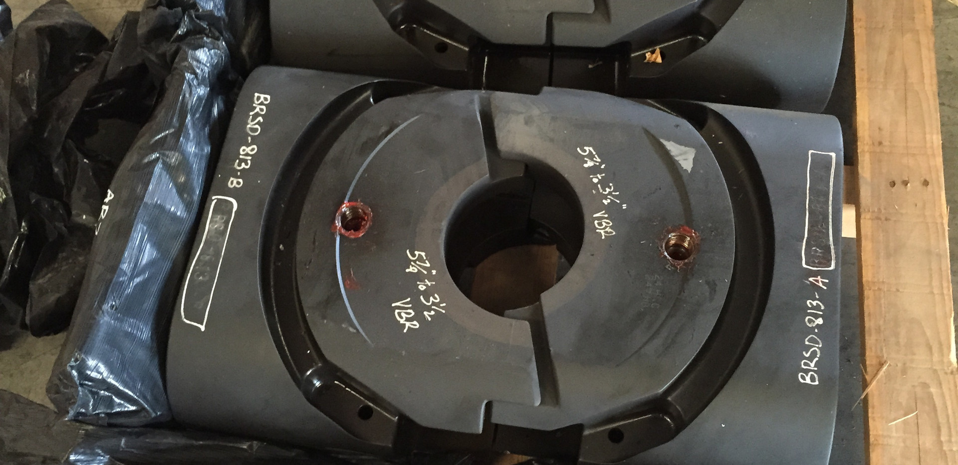 "13-5/8"" 3/10M Variable Bore Rams (VBR)"