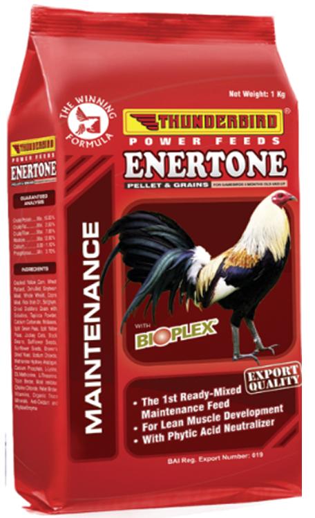 thức ăn Thunderbird Enertone
