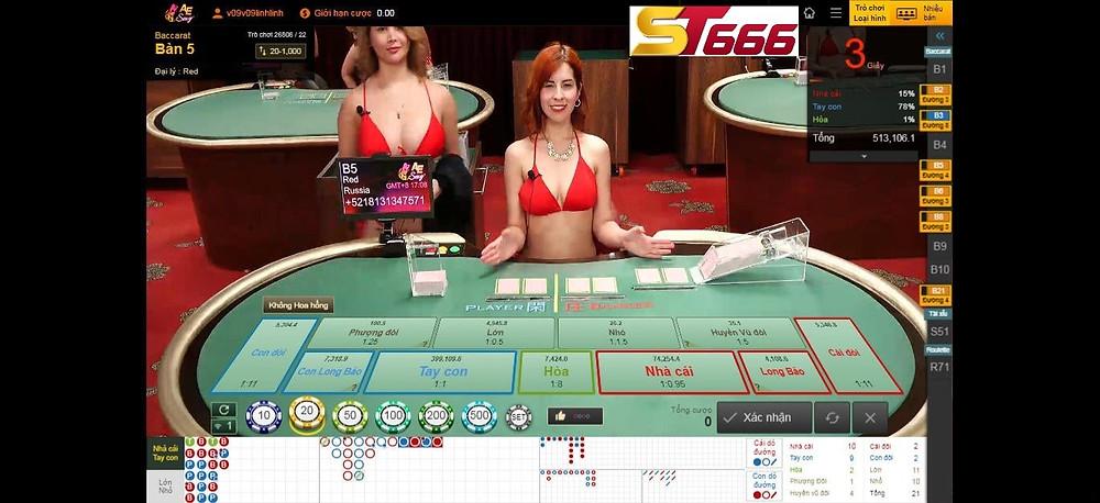 Tải nghiệm trò chơi xoc dia doi thuong tai st666