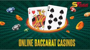 Baccarat online – Trò chơi kiếm tiền thời công nghệ 4.0?