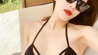 Jolie Nguyễn có số đo 3 vòng nóng bỏng bị nghi trong đường dây Lục Triệu Vỹ