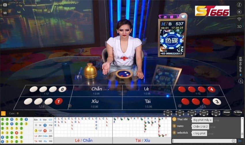 chơi xoc đia online 2020