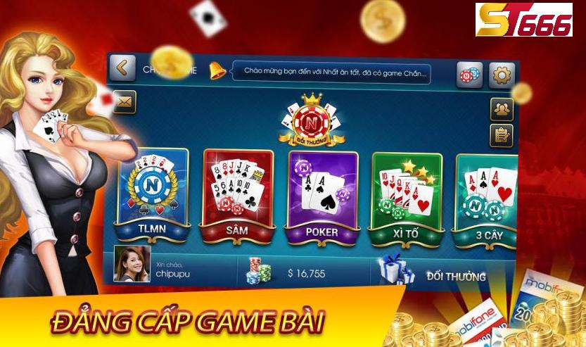 game bai st666