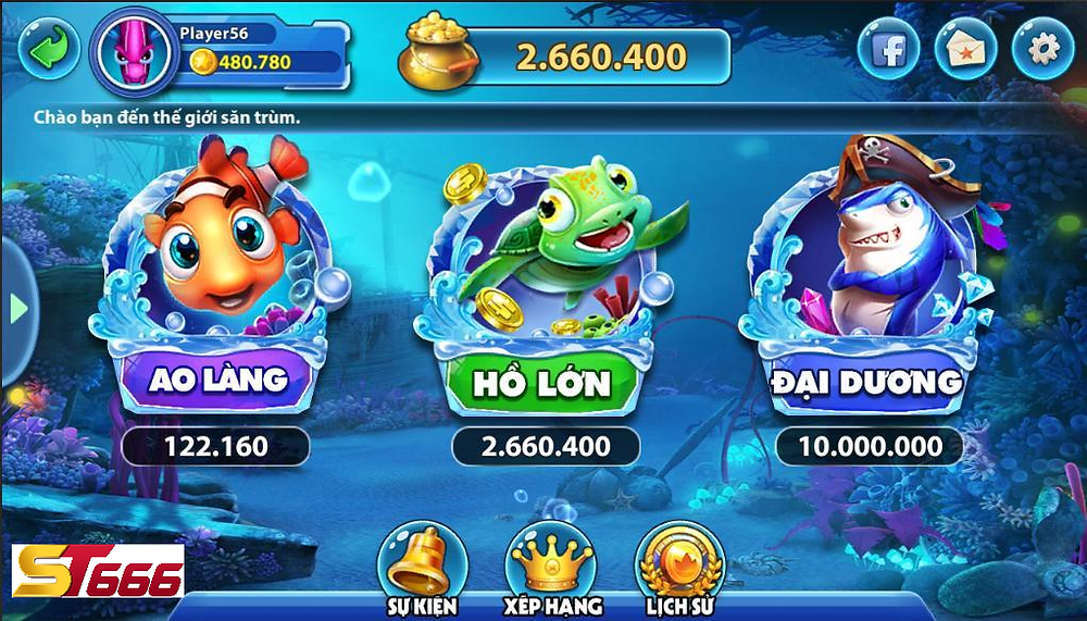 game doi thuong st666