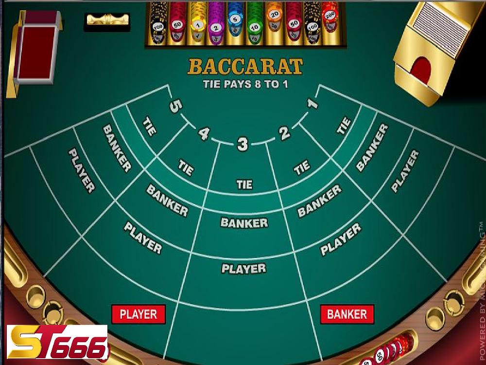 choi baccarat uy tin tai st666