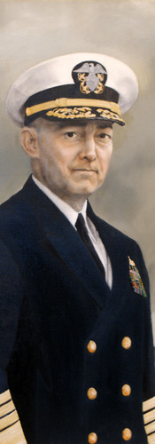 Admiral James G Stavridis