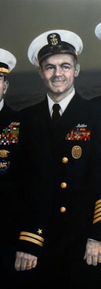 Three Generations of Robbins Navy Men