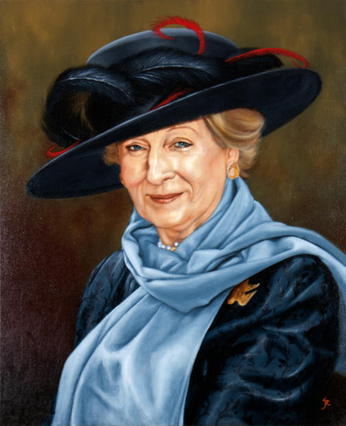 Princess Alexandra, The Honorable Lady of Ogilvy
