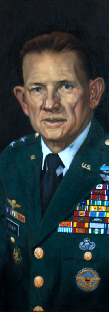 Major General John Singlaub