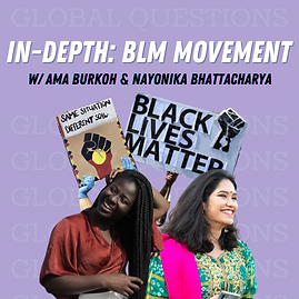 IN-DEPTH: How does the Black Lives Matter movement relate to Indigenous Australians? W/ Ama Burkoh & Nayonika Bhattacharya