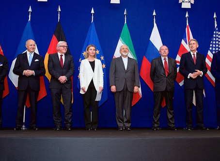 We're in the Middle of a Global Pandemic, but what about the JCPOA?