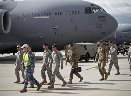 Royal Australian Air Force nears 5th Gen capacity