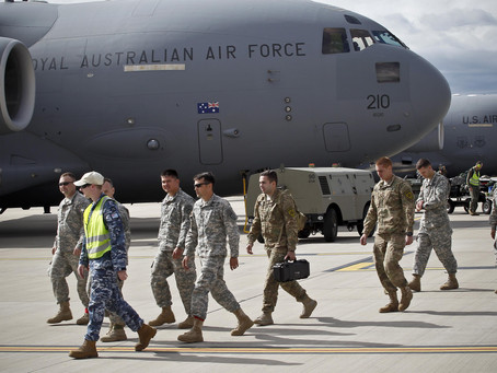 Royal Australian Air Force nears 5th Gen capacity