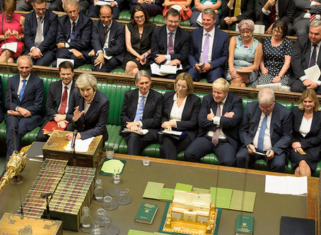 Rule Brittania No More: Brexit at the Drop of a Hat