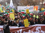 Celebration and Unrest: The Two Sides to a Divided Iran