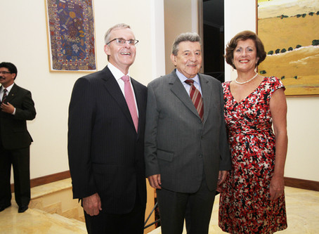 Reflections of an Australian Ambassador in Latin America