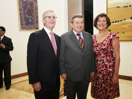 Reflections of an Australian Ambassador in Latin America