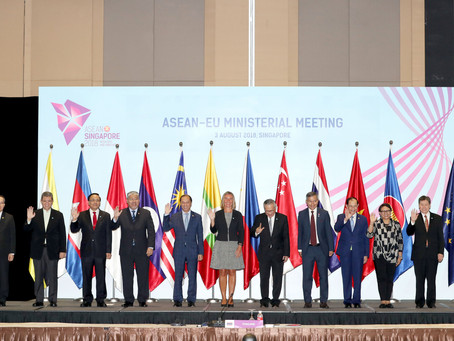 ASEAN-EU FTA: Why Restart Negotiations Now?