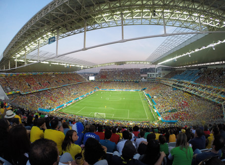 Paid for in Blood: The Human Cost of the Olympics and the FIFA World Cup