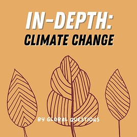 IN-DEPTH: How is climate change affecting the developing world? W/Anna Gero