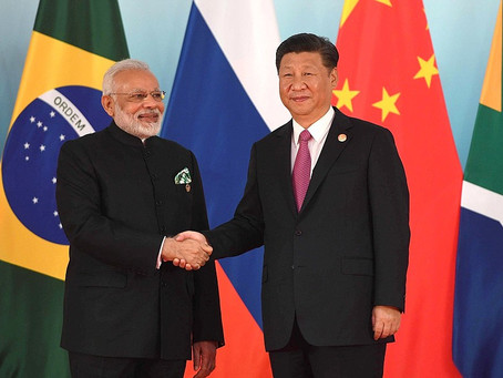 The Dichotomy of the India-China Relationship