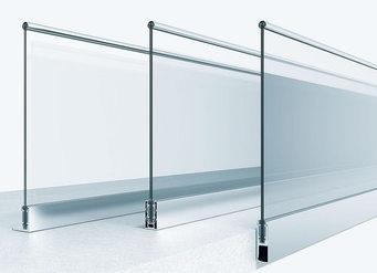 Glass  Railing System