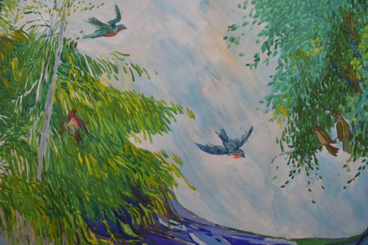 Nancy Andruk Olson Bird