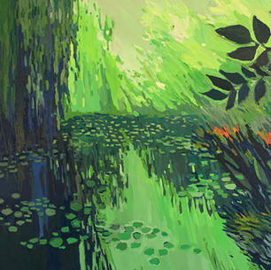 GREEN WATER GARDEN
