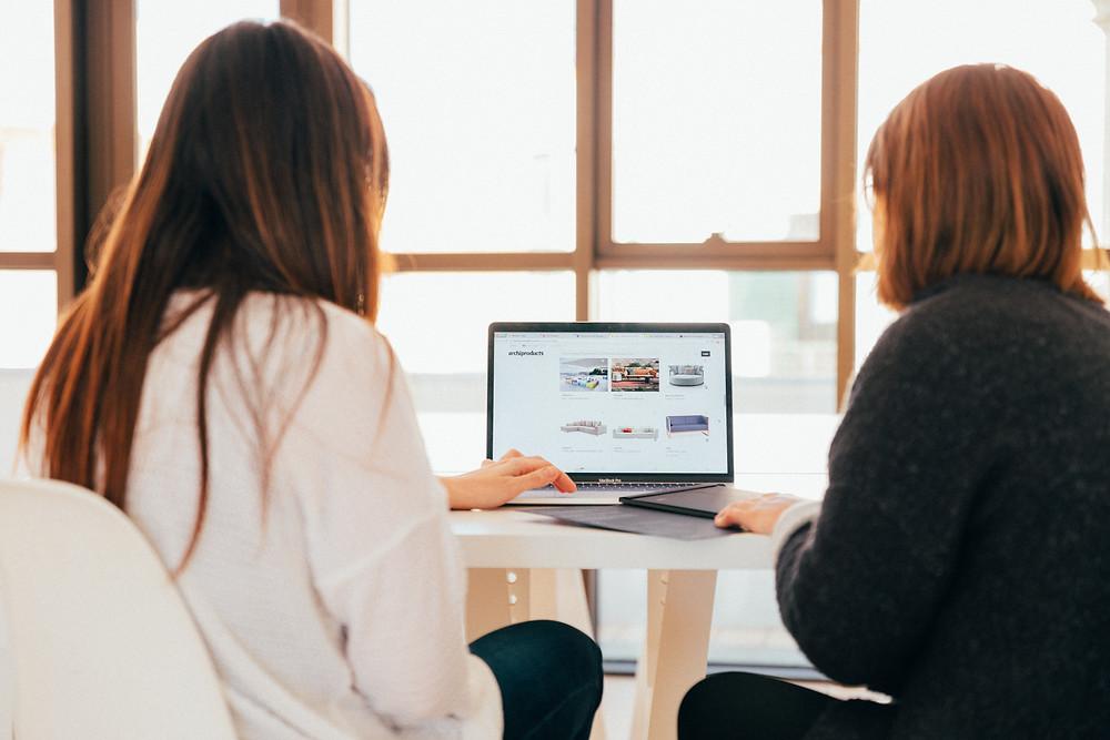 gestion de contenu d'un site d'aide administrative et comptable