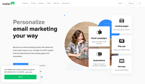 Mailerlite pour créer et envoyer gratuitement ses newsletters