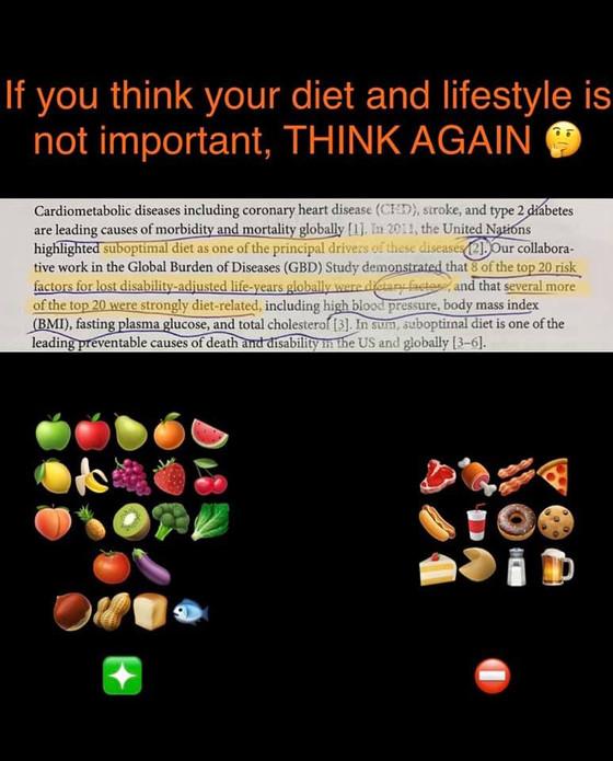 Cardiometabolic Health: Protective vs Harmful Foods/Nutrients
