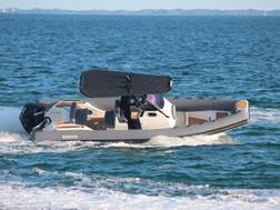 Brig Eagle 8 in Neptune Grey
