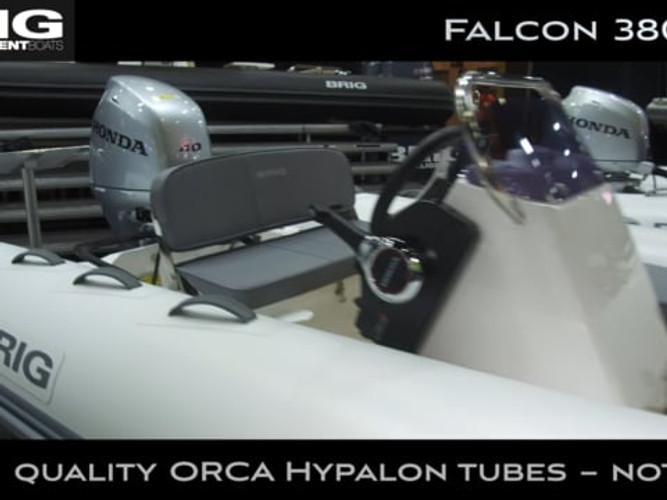 BRIG Falcon 380HT video
