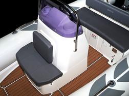 BRIG Navigator 485 helm console